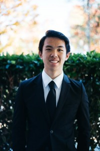 First Year Rep - Galen Wang